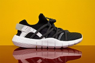 Nike Air Huarache NM Black/White & Pink/Royal