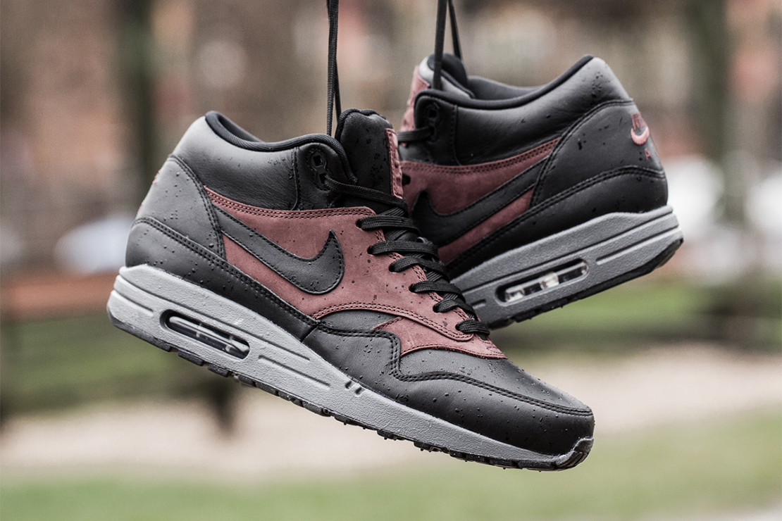 "Nike Air Max 1 Mid Deluxe QS ""Barkroot"""