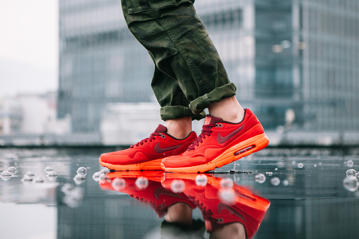 """Nike Air Max 1 Ultra Moire """"University Red"""""""