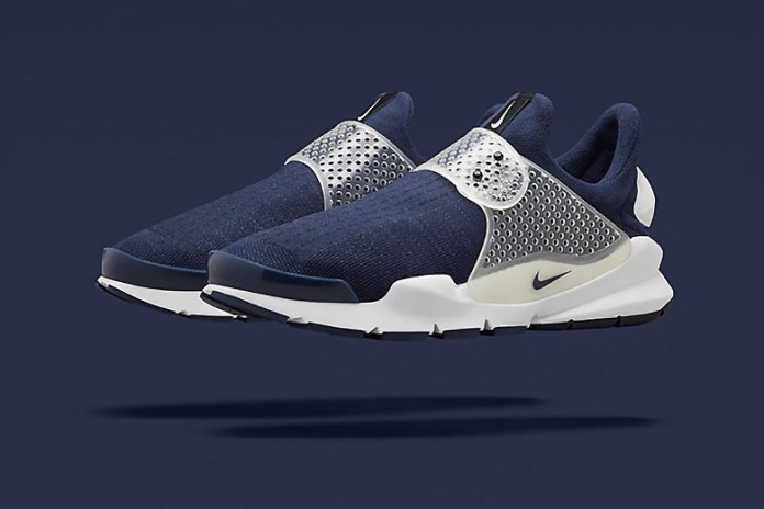 "Nike Announces Release Date for its fragment design Sock Dart ""Obsidian"""