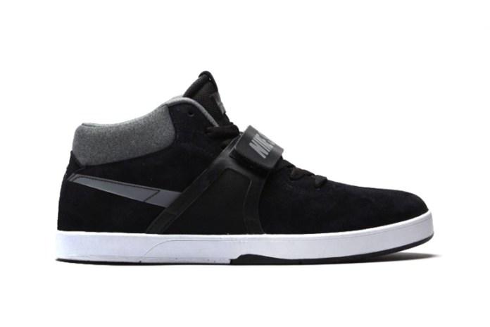 """Nike Eric Koston Mid Premium """"Black Suede"""""""