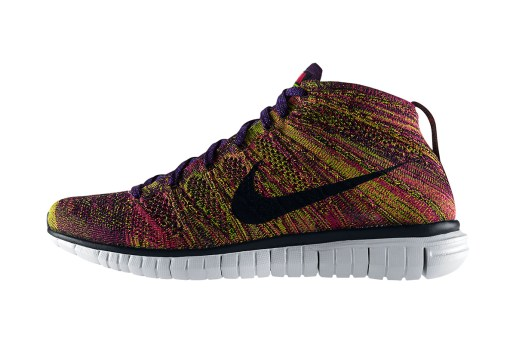 "Nike Free Flyknit Chukka ""Grand Purple"""