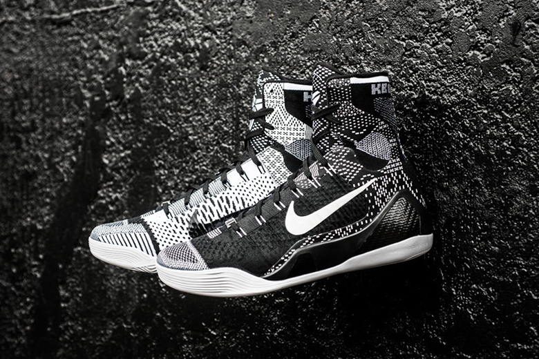 """A Closer Look at the Nike Kobe 9 Elite """"Black History Month"""""""