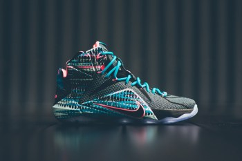 "Nike LeBron 12 ""Blue Lagoon"""