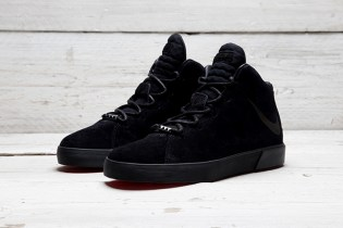 "Nike LeBron 12 NSW Lifestyle ""Black"""