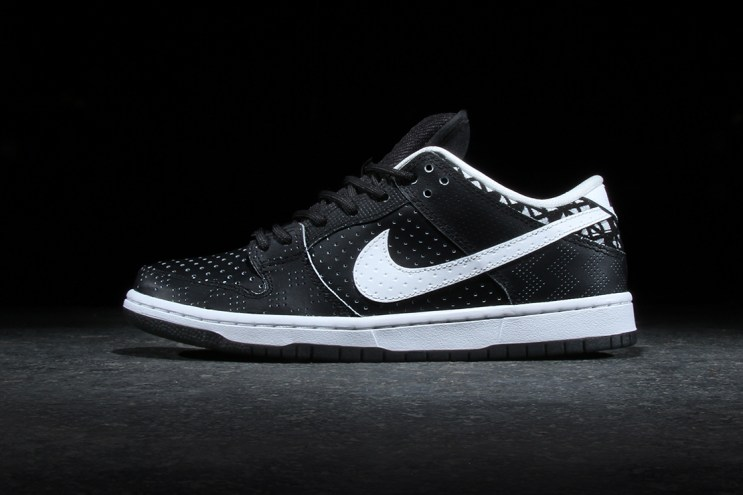 "Another Look at the Nike SB 2015 Dunk Low Pro ""Black History Month"""