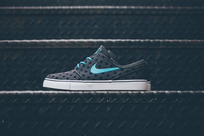 "Nike SB Stefan Janoski Premium ""Polka Dot Grey"""