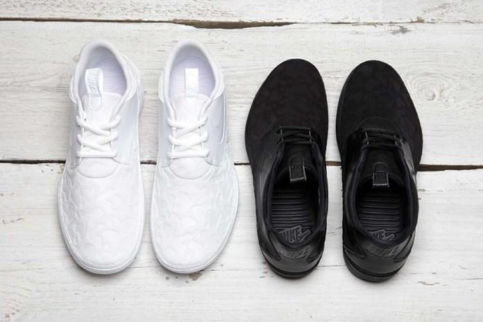 Nike Solarsoft Moc QS Black & White