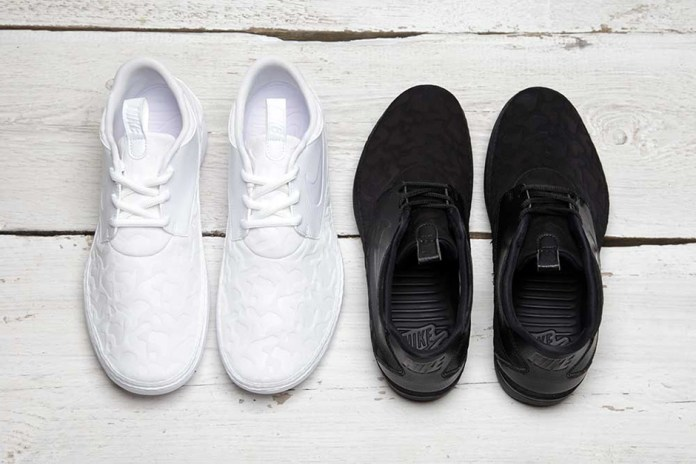 Nike Solarsoft Moc QS Black & White