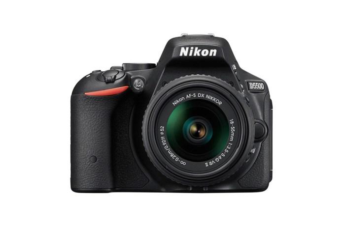 Nikon D5500: Nikon's Touchscreen DSLR