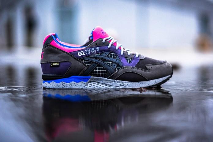 Packer Shoes x ASICS Gel Lyte V GORE-TEX
