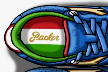 "Packer Shoes x Diadora N.9000 ""Azzurri"" Teaser"