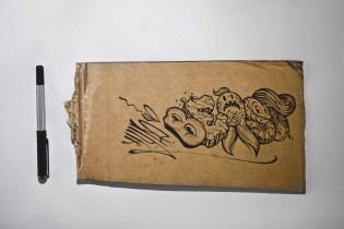 Pen & Paper: Tristan Eaton