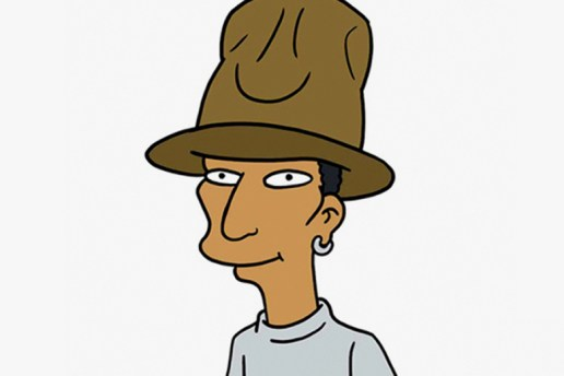 Pharrell Set to Appear on 'The Simpsons'