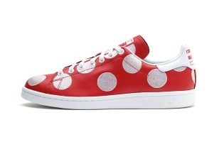 "Pharrell Williams x adidas Originals Consortium ""Big Polka Dots"" Footwear Collection"