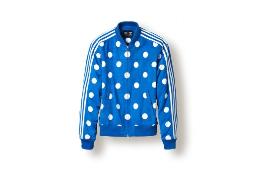 "Pharrell Williams x adidas Originals Consortium ""Big Polka Dots"" Track Jacket"