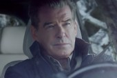 Pierce Brosnan Looks to Inject Some 007 Theatrics into Kia's Super Bowl Commercial