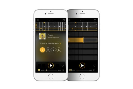 PLAYER: Music Player That Shows the Chords and Keys of a Song