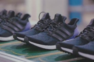 Process: The adidas Ultra Boost