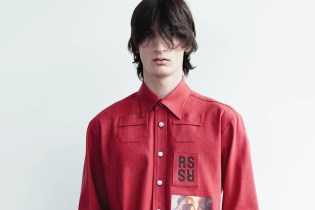 Raf Simons 2015 Spring/Summer Campaign