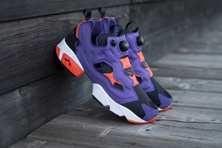 "Reebok Instapump Fury OG ""Violet/Black/Hot Red"""