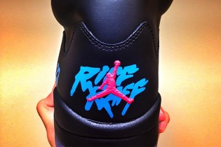 UPDATE: Jordan Brand Denies Claims of a RiFF RAFF Collaboration