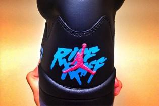 UPDATE: Jordan Brand Denies Claims of a RiFF RAFF Collaboration
