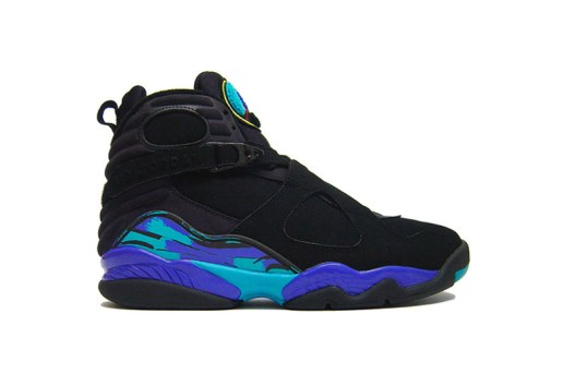 "Rumored Return of the Air Jordan 8 ""Aqua"" for Black Friday 2015"
