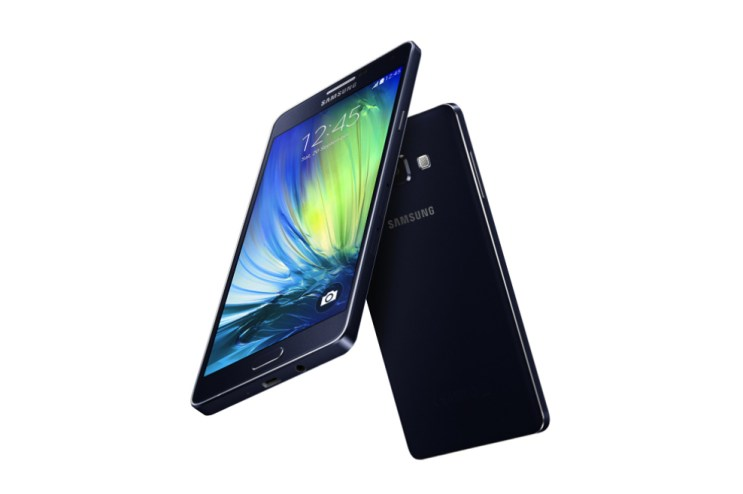 Samsung Launches Its Mid-Range Galaxy A7