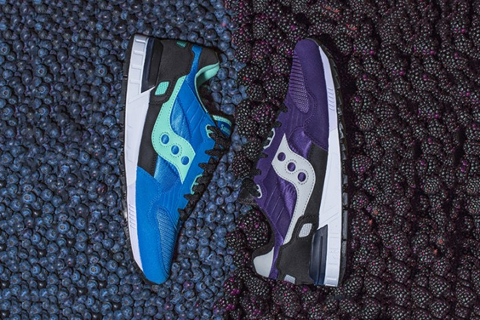 "Saucony Originals Shadow 5000 ""Fresh Picked"" Collection"