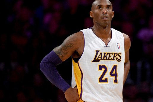 See What Kobe Bryant Had to Say About His Season-Ending Injury