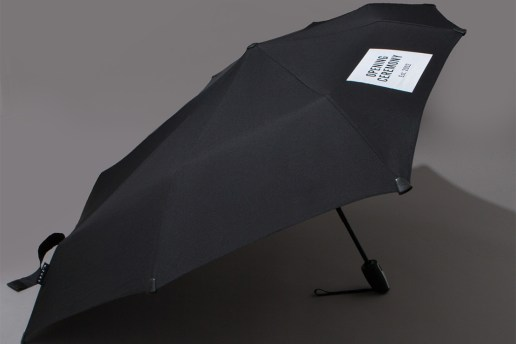 senz for Opening Ceremony OC Logo Automatic Umbrella