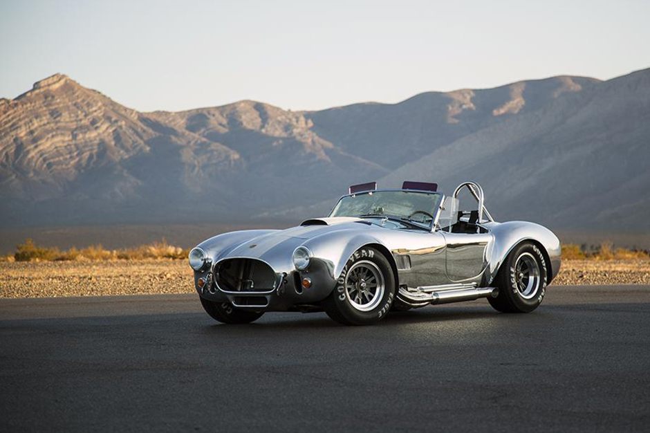 Shelby American Celebrates the 50th Anniversary of the 427 Cobra