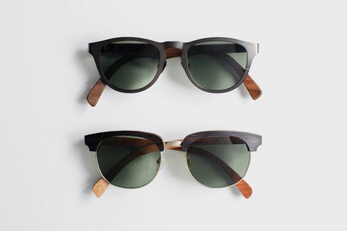 Shwood Winter Eyewear Release