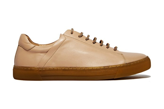 """SILENT by Damir Doma Minimal Leather """"Fedka"""" Sneaker"""