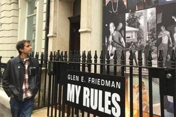 Slam City Skates Sits Down with Pioneering Hardcore & Hip-Hop Photographer Glen E. Friedman