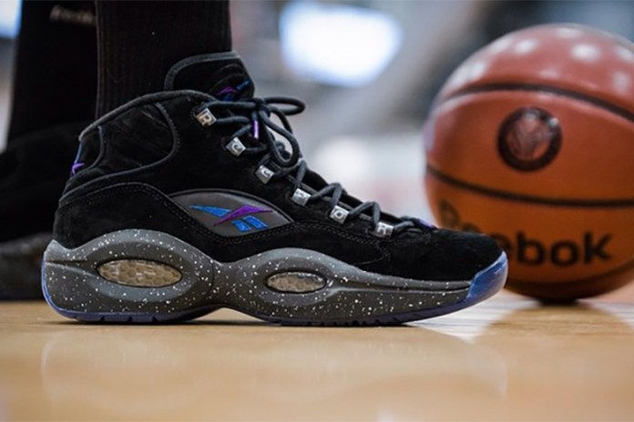 "Sneakersnstuff x Packer Shoes x Reebok Question Mid ""TOKEN38"" Preview"