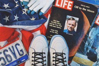 Sole Classics x Vans Sk8-Hi Inspired by Neil Armstrong Preview