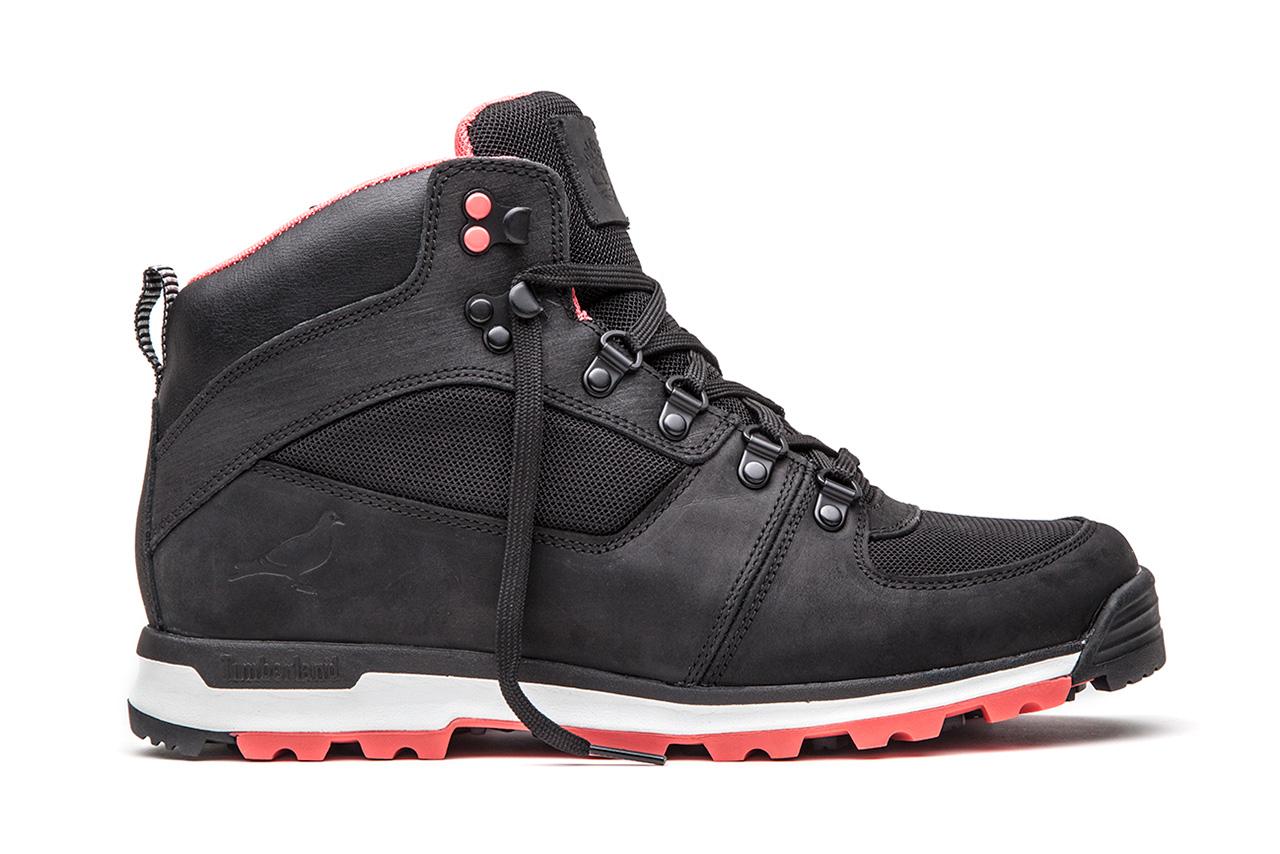 Staple x Timberland 2015 #POLARNIGHT Footwear Collection
