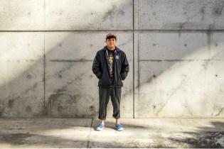 Streetsnaps: Jun Jo of In4mation at Agenda Long Beach