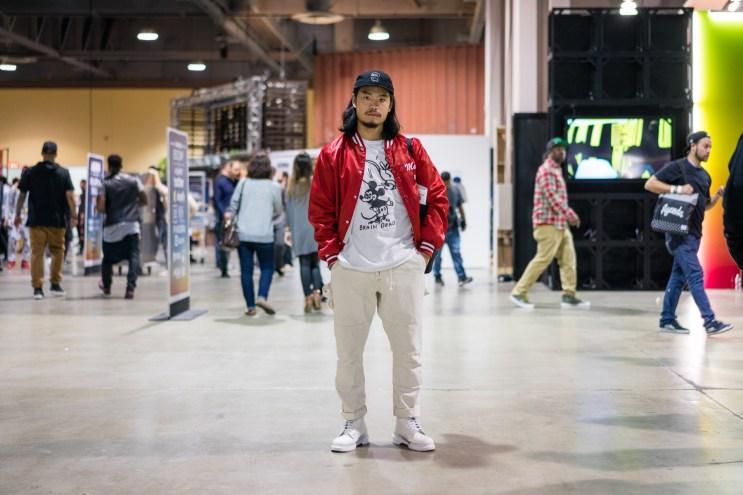 Streetsnaps: Kyle Ng at Agenda Long Beach