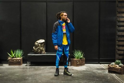 Streetsnaps: Michael Tousana at Agenda New York