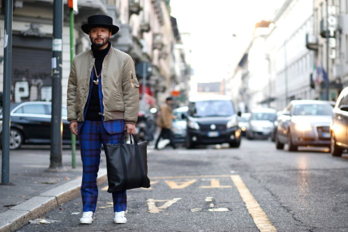 Streetsnaps: Milan Fashion Week January 2015 - Part 2