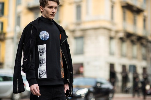 Streetsnaps: Milan Fashion Week January 2015 - Part 3