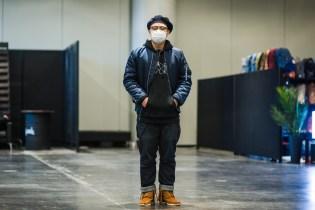 Streetsnaps: Minhyun Koo of AROUNDUS at Agenda New York
