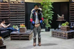 Streetsnaps: tAz Arnold at Agenda Long Beach