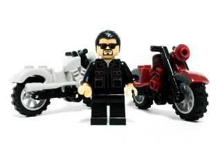 Streetwear Icons Recreated in LEGO