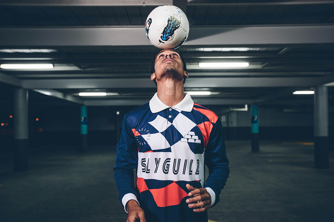 StreetX x Sly Guild Football Club Capsule Collection