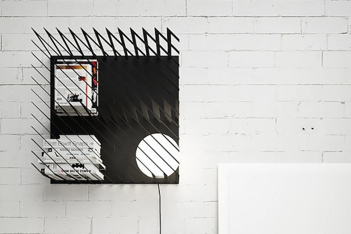Hash Striped Bookshelf by Line Studio