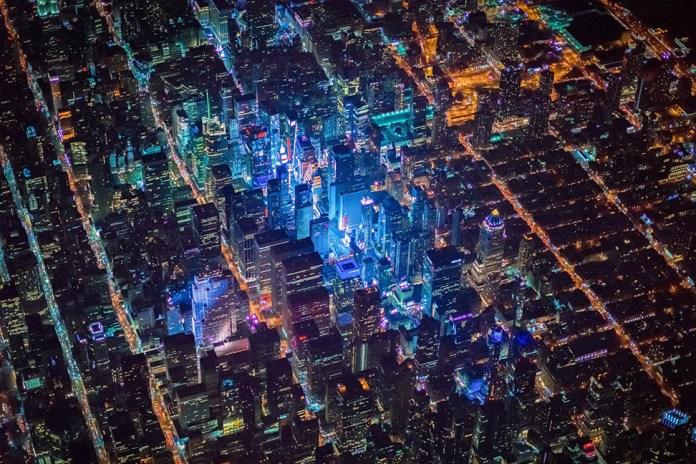 Stunning Aerial Photos of New York City by Vincent Laforet